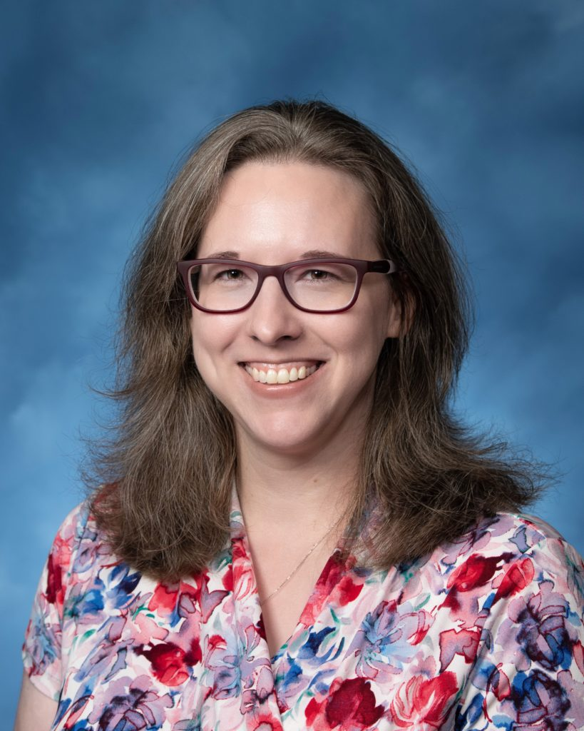 Piedmont University Assistant Professor Scarlet Jernigan