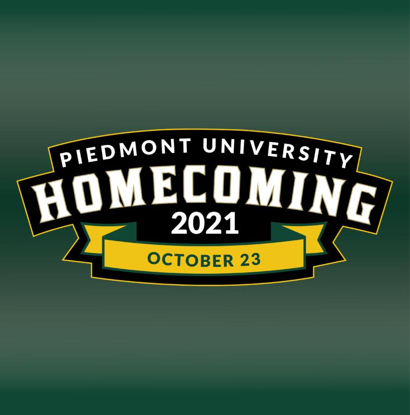 Piedmont Homecoming logo